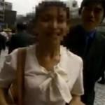 新宿小田急前でナンパした貧乳人妻をラブホに連れ込み3本立て続けに連続挿入!