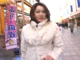 (おばさんのムービームービー)川越でキャッチしたモデルおばさんヒトヅマを立て続けに3本レンゾク生入れ☆-オネエさん
