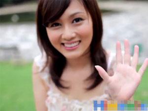ケーキ屋の制服が凄く似合う笑顔の可愛い美少女の裏のAYANOちゃんとハメ撮り(fc2)