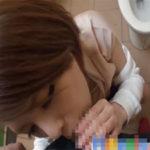 岡山の携帯ショップ店員をトイレでチンコしゃぶらせた後にホテルでハメ撮り