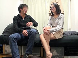 姉のナンパ無料hitoduma動画。ジムの受付のお姉さんをナンパ隠し撮り