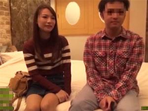 終電を逃した大学生の男女がラブホで朝までエッチしなければ賞金10万円!