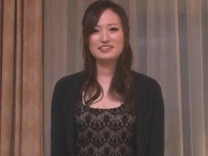 京都の美人素人妻の初撮りドキュメント!
