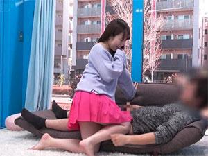 【スマタ】擦れ合う互いの性器で発情する知り合い同士の男女