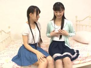 本物レズビアンの女の子がレズ作品限定でAVデビュー! 富田あおい
