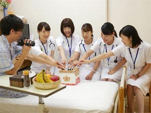 巨乳看護師