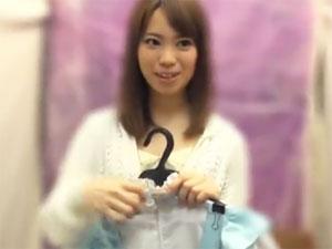 素人ノンケ女子コスプレイヤーをレンタル衣装屋でレズナンパ!