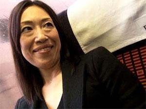 42歳美津子 人生の折り返し地点を過ぎた熟女のハメ撮り温泉旅行