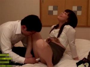 終電を逃した社会人男女がラブホテルで1発10万円の過激ミッションに挑戦!