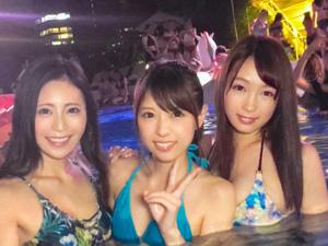 素人女子3人組