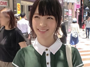 専門学生の激カワ貧乳素人娘を渋谷でGET!