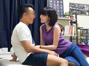 小学校教師の真面目な素人女性を自宅に連れ込みSEX隠し撮り