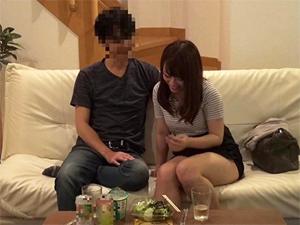 さやか(29)Hカップの巨乳人妻を自宅に誘い込みSEX隠し撮り