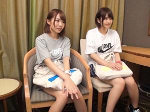 ランニング中の素人娘たちをナンパ!ホテルに連れ込みエロ汁まみれの怒涛3P!